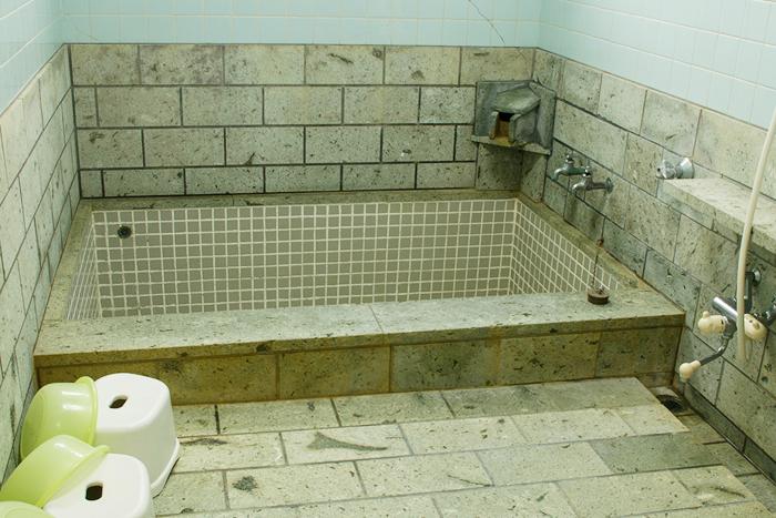 内風呂温泉